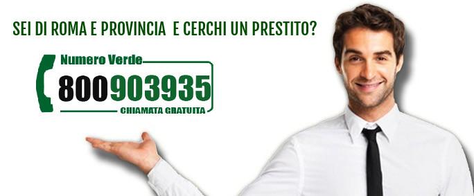 Prestiti Roma