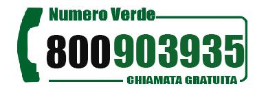 Chiama il numero verde 800 90 39 35 ricevi maggiori informazioni su prestiti personali, finanziamenti brevi e piccoli prestiti